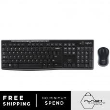 Logitech MK270R Wireless Keyboard + Mouse Combo