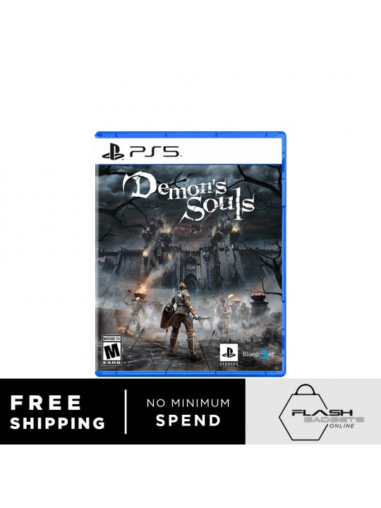 PS5 : Demon's Souls