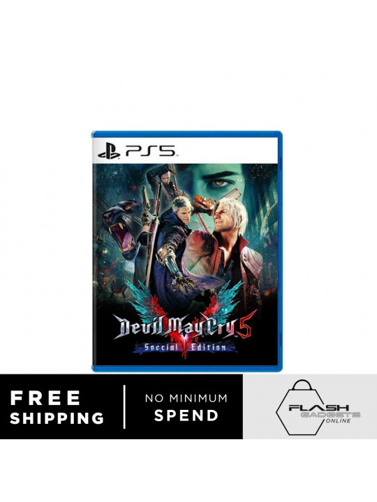 PS5 : Devil May Cry 5 Special Edition