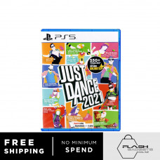 PS5 : Just Dance 2021