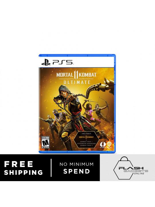 PS5 : Mortal Kombat 11
