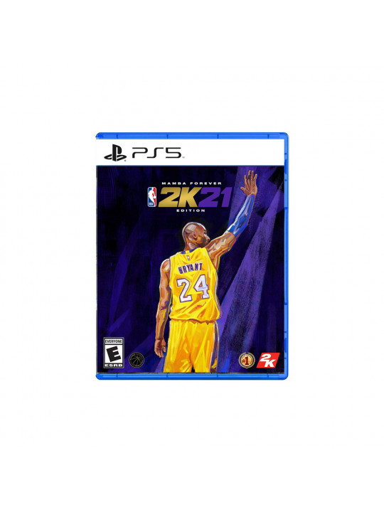 PS5 : NBA2K21 Mamba Forever Edition