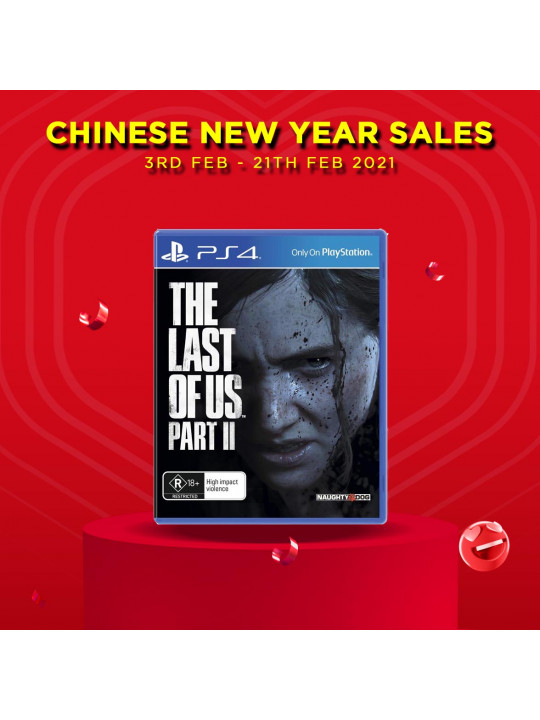PS4 : The Last of Us Part II