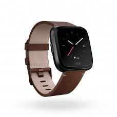 Fitbit Versa Leather Band