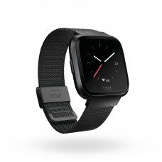 Fitbit Versa Metal Mesh Steel Band