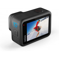 GoPro Hero 10 Black Action Camera with New Processor Twice the Speed