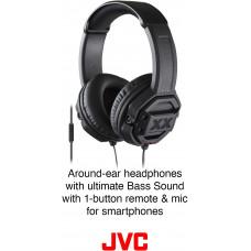 JVC XTREME XPLOSIVES Series Headphones HA-MR60X