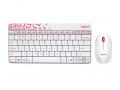 Logitech MK240 Nano Wireless Keyboard + Mouse Combo