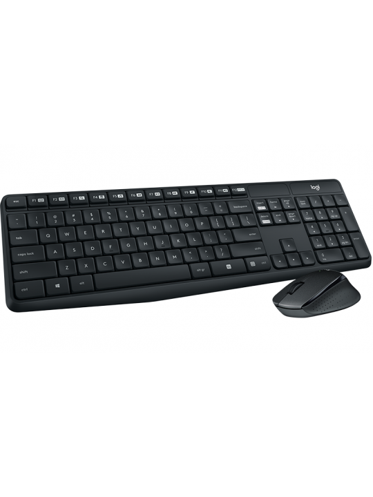 Logitech MK315 Wireless Keyboard and Mouse Combo