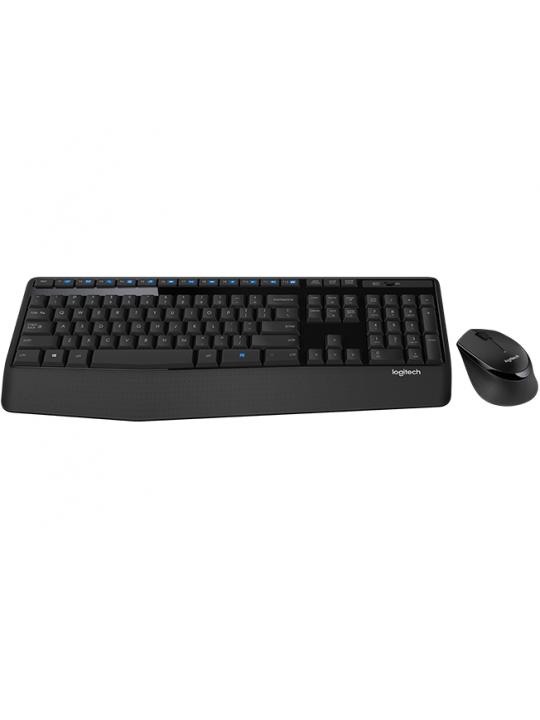 Logitech MK345 Wireless Keyboard + Mouse Combo