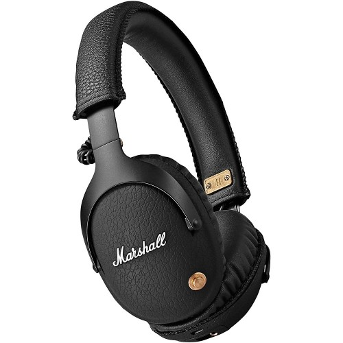 marshall monitor bluetooth wireless headphone