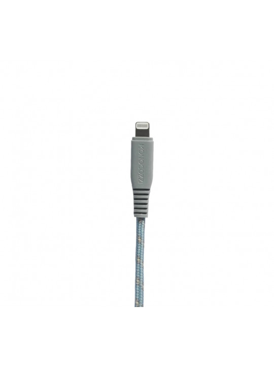 Monocozzi | Motif | Braided USB-C to Lightning Cable 1m