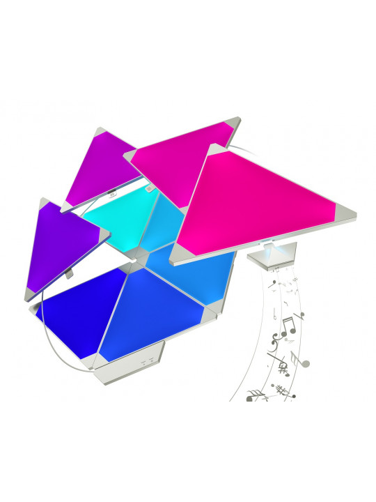 Nanoleaf Rhythm 9 Panels