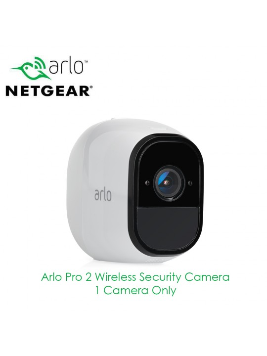Netgear Arlo Pro 2 | Security Camera