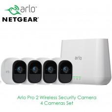 Netgear Arlo Pro 2 | 4 Cameras Set