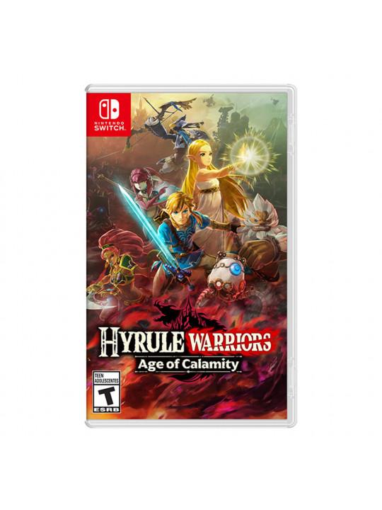 Nintendo Hyrule Warriors Age Of Calamity