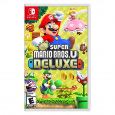 Nintendo New Super Mario Bros (AUS) Deluxe