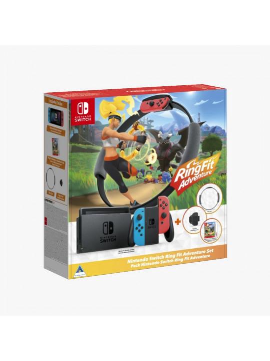 Nintendo switch Ring Fit Adventure Set