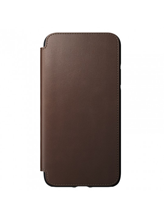 Nomad Leather Rugged Folio Case iPhone 11 Pro