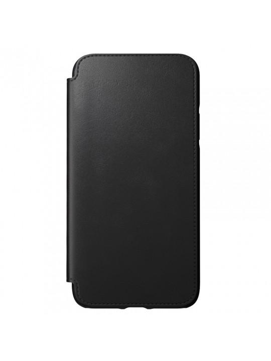 Nomad Leather Rugged Folio Case iPhone 11 Pro