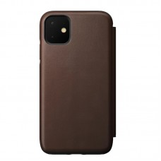 Nomad Leather Rugged Folio Case iPhone 11