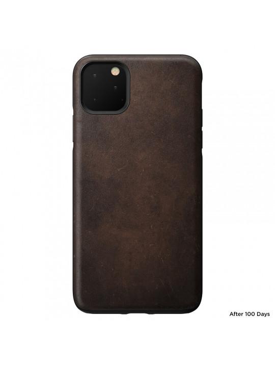 Nomad Rugged Leather Case iPhone 11 Pro Max
