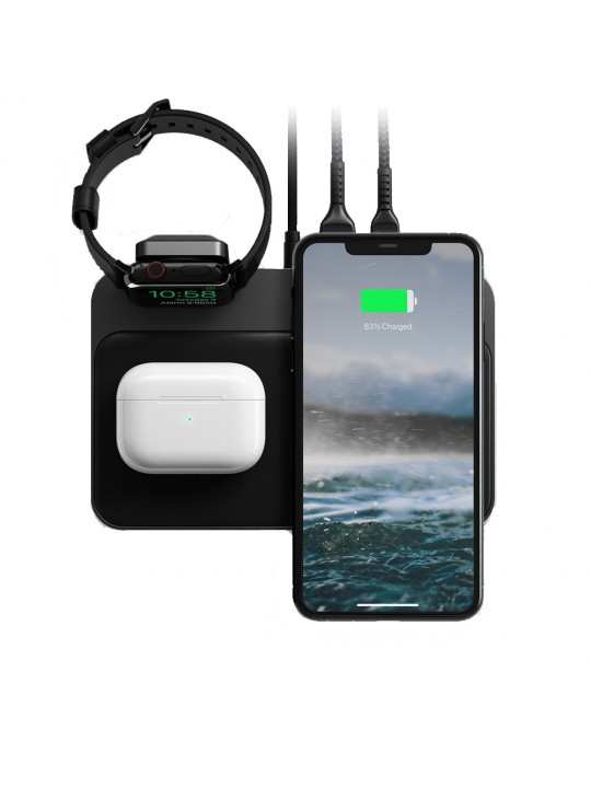 Nomad Wireless Charging Dock Base Station
