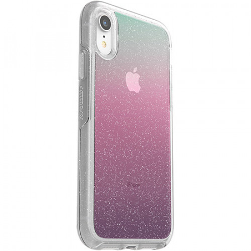 newest 284a6 a5038 Otterbox Symmetry Clear for iPhone XR