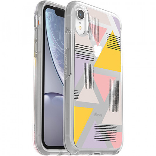 newest 237e9 a1eb5 Otterbox Symmetry Clear for iPhone XR