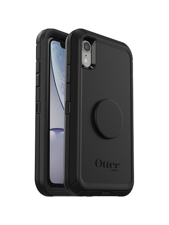 Otter + Pop Defender for iPhone XR