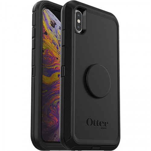 pretty nice a13be 8f0e0 Otter + Pop Defender for iPhone Xs Max