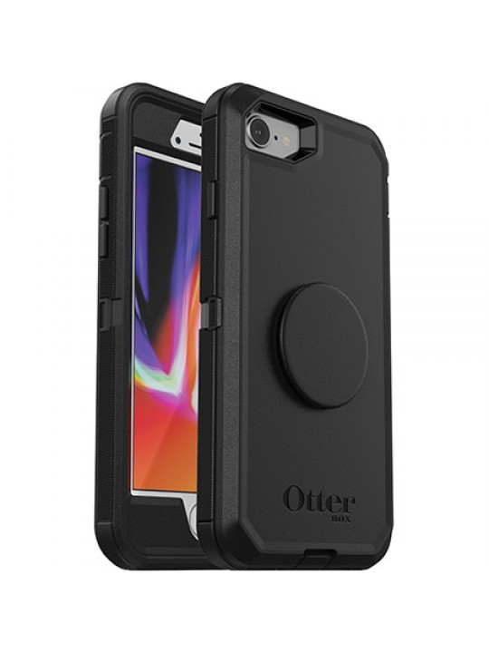Otter + Pop Defender for iPhone 8/7