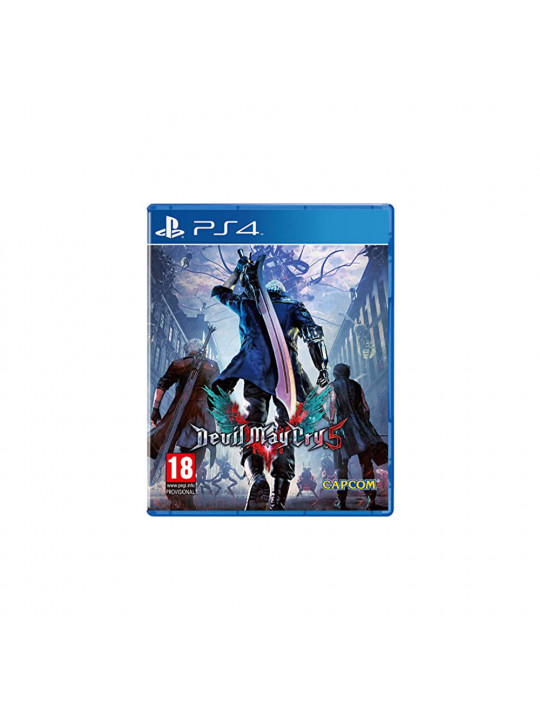 PlayStation4 Devil May Cry 5 (R2)
