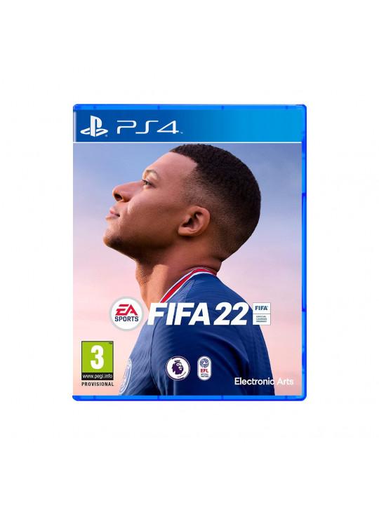 PS4 : FIFA 22 (PRE-ORDER)