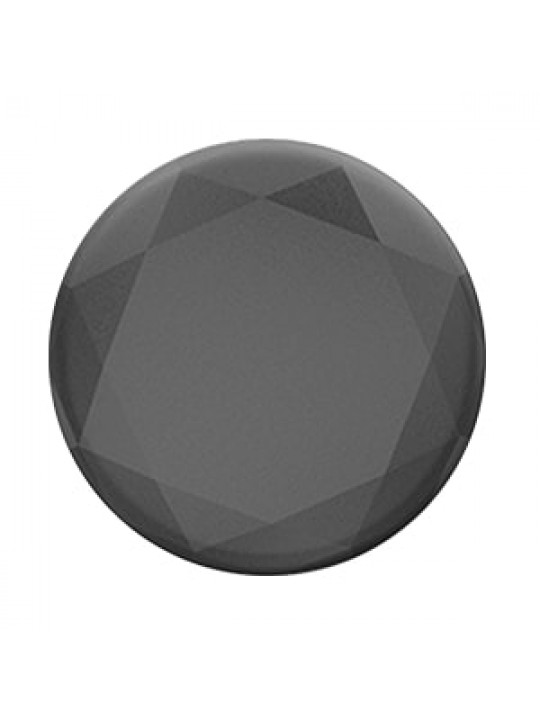 PopSockets Black Metallic Diamond