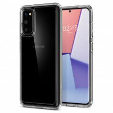 Spigen Ultra Hybrid Crystal Clear For Samsung Galaxy S20