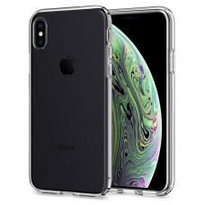 Spigen Liquid Crystal for iPhone Xs