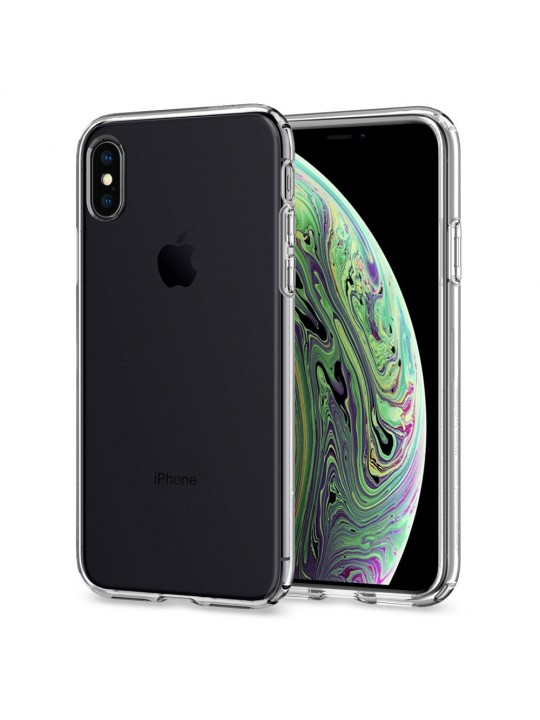 Spigen Liquid Crystal for iPhone Xs Max