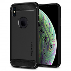 Spigen Rugged Armor for iPhone Xs