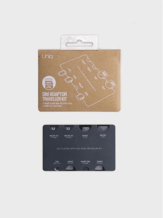 Uniq SIM Adaptor Traveller Kit