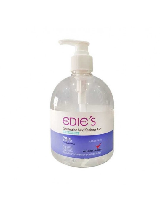 Edie's Hand Sanitizer Gel